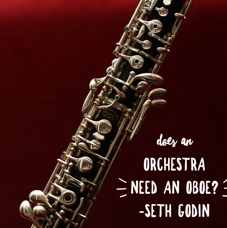 Does an Orchestra need the Oboe?