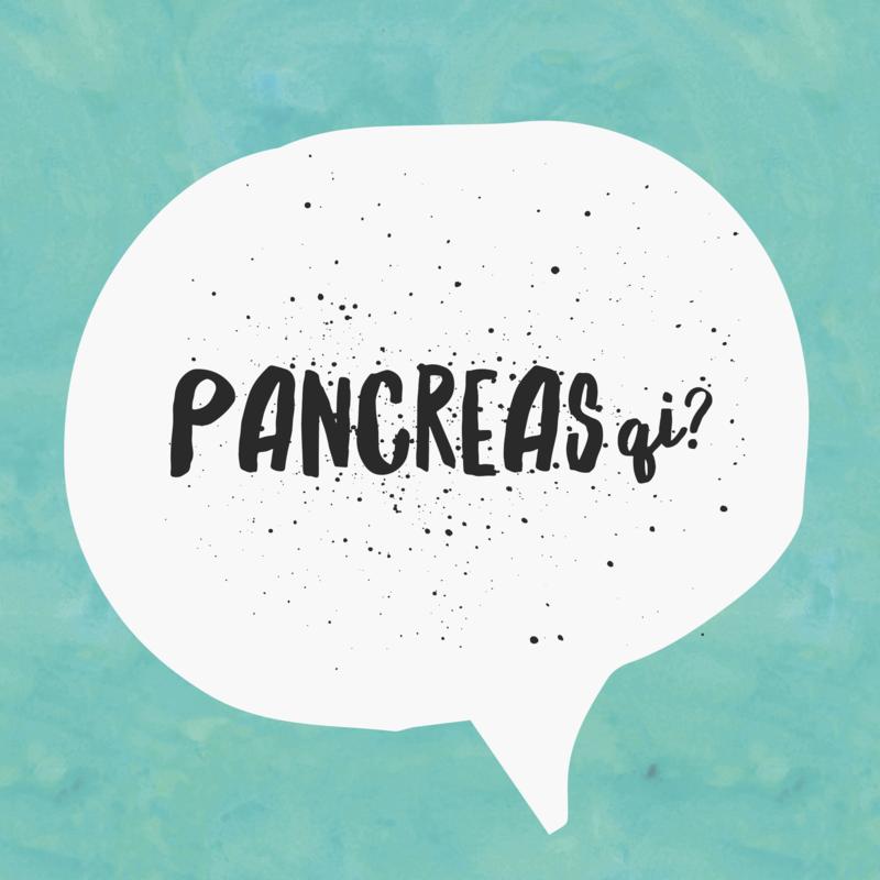 Facial diagnosis for the Pancreas