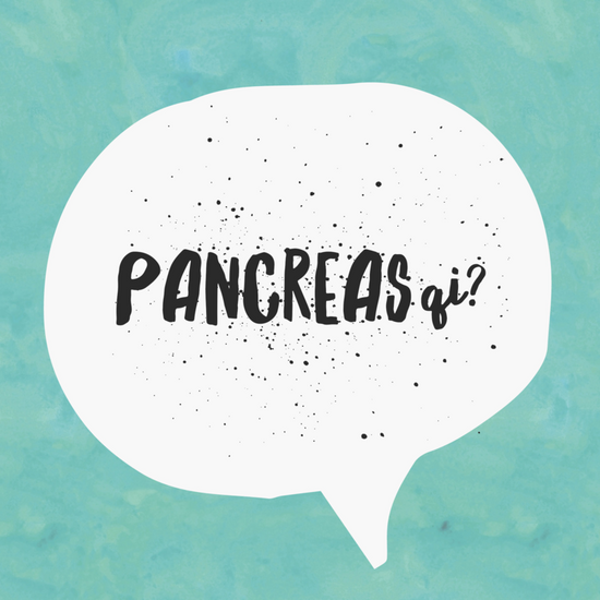 Facial diagnosis for the Pancreas