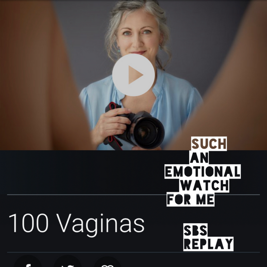 100 Vaginas documentary on SBS