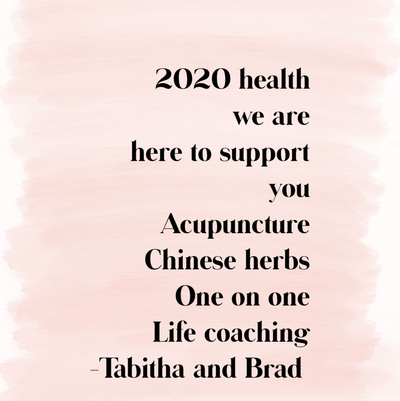 Your 2020 health