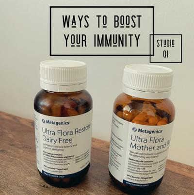 Immunity = Probiotics