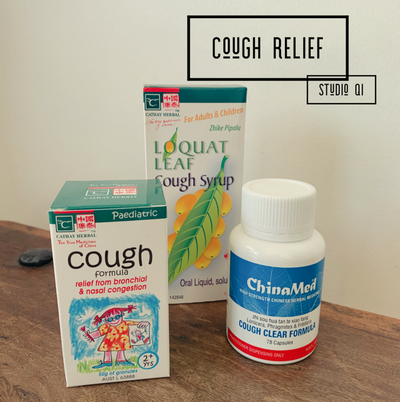 Chinese herbs that deal with cough