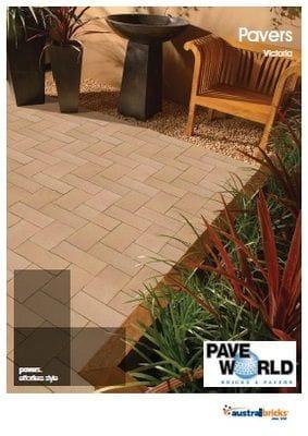 Austral Bricks Pavers Catalogue