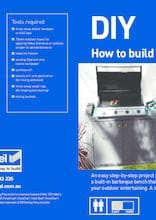 Hebel DIY Build a BBQ Bench | Pave World Melbourne