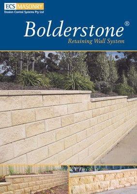Bolderstone ECS Masonry Brochure