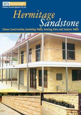 Hermitage Sandstone ECS Masonry Brochure
