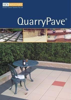 QuarryPave ECS Masonry Brochure