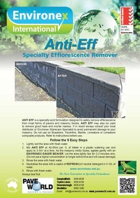 Environex Anti-Eff brochure