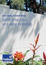 Hebel PowerFence Brochure | Pave World Melbourne