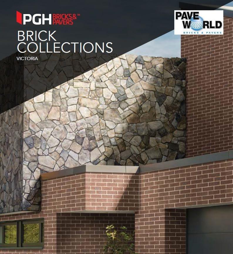 PGH Bricks & Pavers Brick Collections