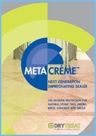 DryTreat Meta Creme Impregnating Sealer
