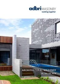 Adbri Masonry - Besser Block & Brick Guide