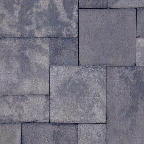 Black Limestone French Pattern