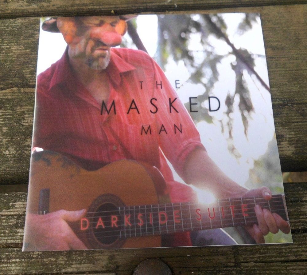 The Masked Man CD