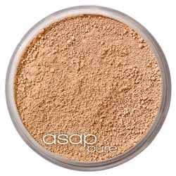 three (medium tan) - Mineral Make Up
