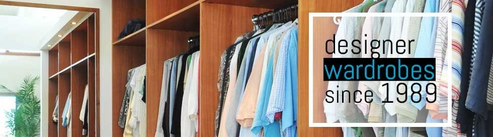 Designer Wardrobes | Custom built wardrobes on the Gold Coast