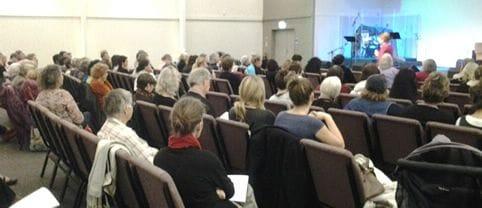prayer ministry seminar