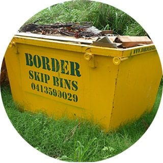 Border Skip Bins | Affordable Skip Bin & Waste Removal