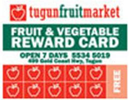 Tugun Fruit Market