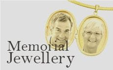 Personalised Memorial Jewellery