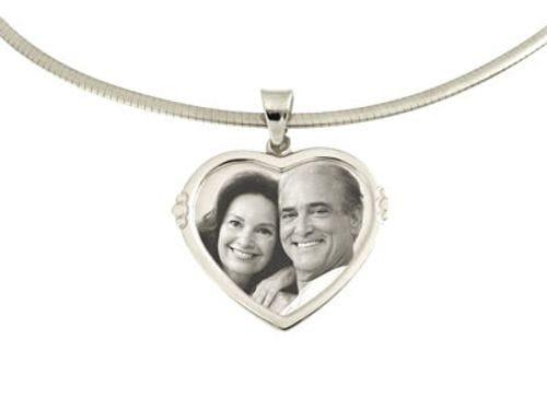 Related Image Designer Heart Gold Pendant