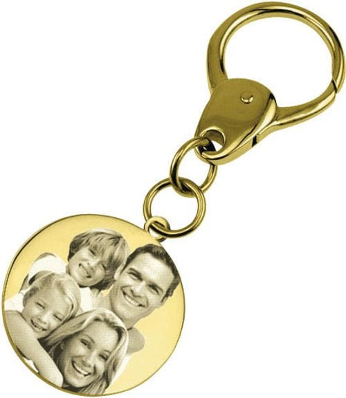 Related Image Keyring Round