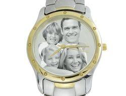 Image Watch 2 Tone Bracelet Gents or Ladies