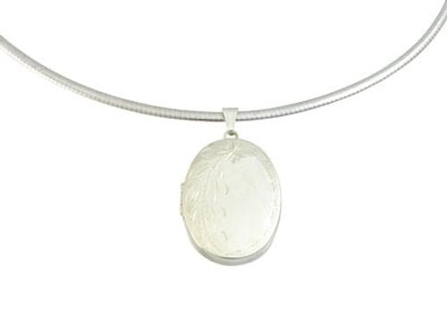 Related Image Locket Oval Sterling Silver
