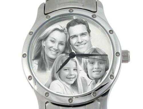 Main Image Image Watch Stainless Steel Bracelet Gents or Ladies