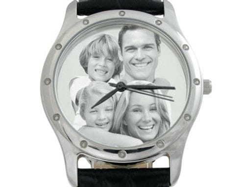 Related Image Image Watch Stainless Steel Leather  Gents or Ladies