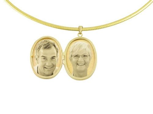 Related Image Locket Oval 9ct Yellow Gold