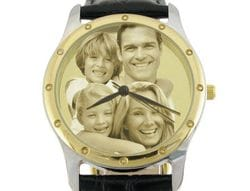 Image Watch 2 Tone Leather Gents or Ladies