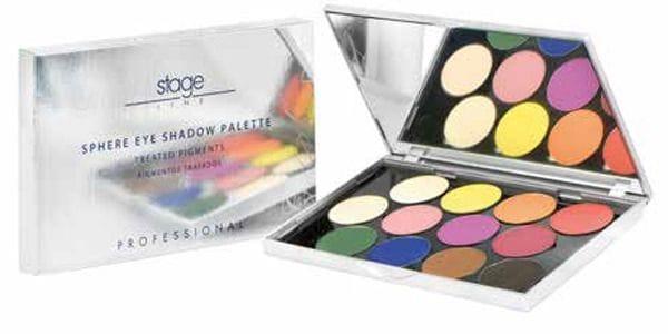 Sphere Eyeshadow Palette 12 Matt Colours