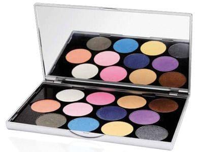 Sphere Eyeshadow Palette 12 Pearl Colours