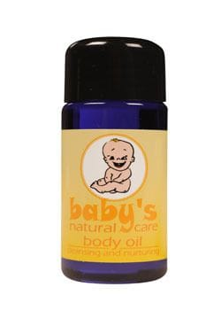 Baby Body Oil 30ml