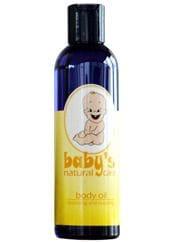 Baby Body Oil 200ml