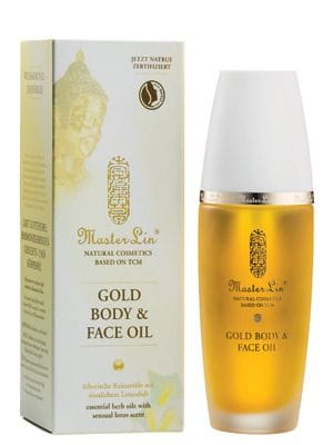 Gold Body & Face Oil