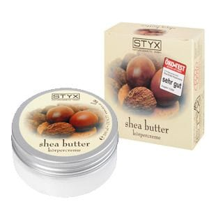Shea Butter Body Cream 200ml