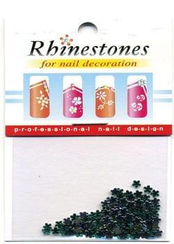 Flower Rhinestones