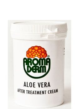 After Treatment Cream with Aloe Vera 125ml
