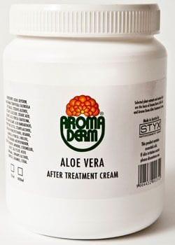 After Treatment Cream with Aloe Vera 1000ml