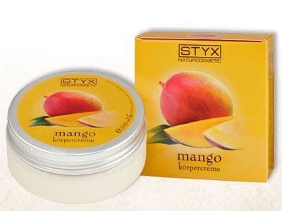 Mango Body Cream 200ml
