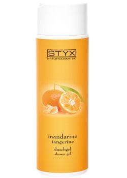 Mandarine Shower Gel 250ml