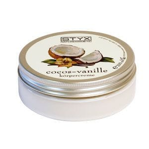 Coconut & Vanilla Body Cream 50ml