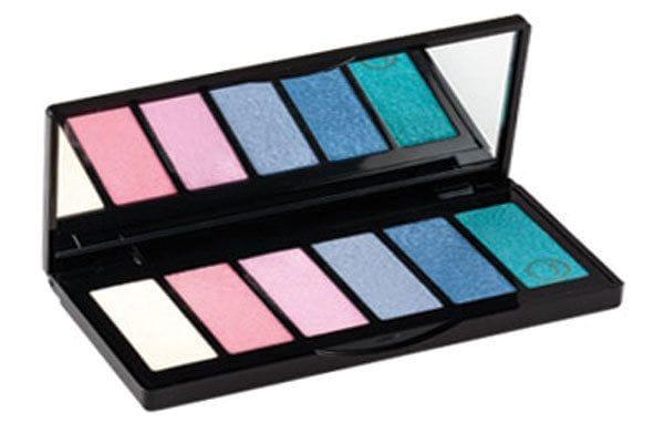 Mosaic Eyeshadow Pallet - COLOURS