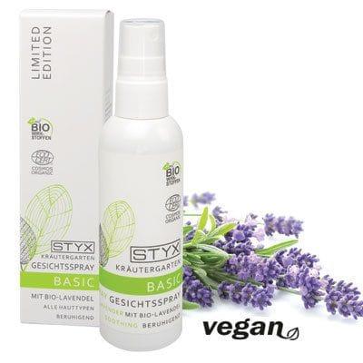 Herb Garden Basic Face Spray with Lavender 100ml