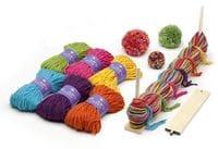 Textile Art Supplies, fibres, craft kits, yarns