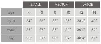 Care & Measurements