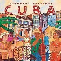 Cuba - music cd